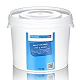 10 Kg - PoolsBest® Chlor Multitabs 5in1, 200g Tabs