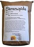 1kg Bienenweide Nektar & Pollen Blühmischung Blumenmischung Blumenwiese für bis zu 1000m²