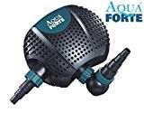 AquaForte Filter-/Teichpumpe OPlus-15000 15m³/h, Förderhöhe 6m, 135Watt