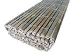 Bambus Sichtschutz Windschutz Bambus versandkostenfrei (D) (200cm x 4m) inkl. Befestigungsset