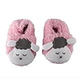 Blaux Baby Kleinkind Säuglingshefterzufuhr Aufladungs Schaf rutschfeste warme weiche Prewalker Turnschuh Krippe Schuhe