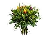 """Blumenstrauß """"Farbenglück"""" ca. Ø 40cm VERSANDKOSTENFREI inkl Glückwunschkarte"""