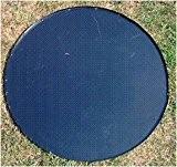 Bodenplatte für unsere Feuerkörbe Funkenplatte Unterlegplatte Ø 79cm