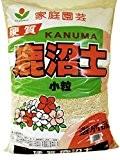 """Bonsai-Erde """"Kanuma"""" Azaleen-Erde aus dem Bonsai-Fachgeschäft, 16 ltr. Original Beutel"""
