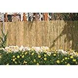 Catral Deutschland Sichtschutzmatten, Gespaltener Bergbambus, bambus, 500 x 500 x 100 cm, 12010001
