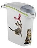 Curver Futtertonne 10KG /23L Katze Box Tonne Futtereimer Petlife Futter Container