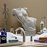 Design Toscano Aphrodite, Göttin der Liebe, Statue als Torsofragment