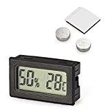 Digital Elektro Thermometer indoor outdoor LCD Display -20°C~+70°C