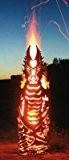 Feuerkorb Feuerdrache zur Befeuerung 120cm FAdrache