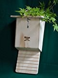 Fledermauskasten, Fledermaushaus Überprüfbare Bat Box Gegen Mücken Blitzen Original made in Italy 100%