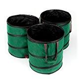 Fundwerk Pop-up Garten - Abfallsack 85 L - 3er Set