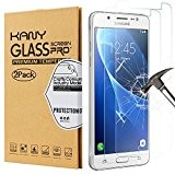 Galaxy J5 Schutzfolie, Kany J5 Screen Protector Tempered Glass Displayschutzfolie für Samsung Galaxy J5 2016 Displayschutz Panzerglas HD Ultra Klar ...