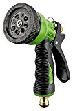 GardenMate® Gartenbrause PREMIUM 8-Funktionen - Metallkörper - Messinganschluss