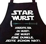 Grillschürze - Star Wurst