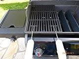 Gusseisen Grillrost (3,6 kg !) für WEBER SPIRIT E 210 ab 2013 + 2 Griffe Grill Guss A