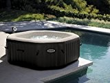 Intex 28454 Whirlpool Pure Spa Bubble Jet & Salzwassersystem