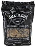 Jack Daniel's Whiskey Räucher-Chips - Grillzubehör 900g