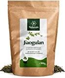 Jiaogulan, 100g - Geprüfte Premium Qualität © | JETZT NEU | Unsterblichkeits-Kraut, 100% natürlich & rein | Wildwuchs, Wildsammlung aus ...