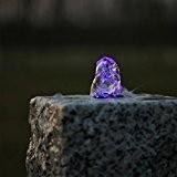 LED Ring Beleuchtung lila violett für Springbrunnen Quellstein Stein