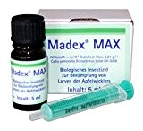 Madex® MAX - 5 ml Granulosevirus-Präparat gegen Larven des Apfelwicklers