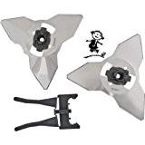 Messer für Roboter WOLF-Garten Roboscooter 3000 und Cub Cadet Lawnkeeper 3000