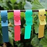 PVC Marker Stichworte Etiketten Garten Gartenarbeit Einstellen UV resistant