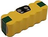 Mitsuru GD-ROOMBA-500Ersatz-Akku für iRobot Roomba 520, 530, 531, 550, 555, 560, 562, 563, 564, 580, 581, 770, 780, APS 500, ...