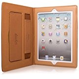 New Style Apple Ipad 3 Case, Soft PU Leather Smart Case Cover For Apple iPad 3