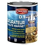 Owatrol Deks Olje D1 1 Liter