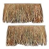 Palmendächer Palmdach Paneele Palmschindel Palmenblätter 145 cm (8)