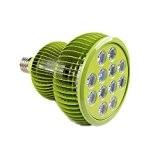 Pflanzenlampe TaoTronics LED Pflanzenlampen 36W E27 vollspektrum Wachstum Tageslicht Pflanzenleuchte für Garten Gewächshaus Zimmerpflanzen Blüte Blume Gemüsse