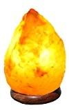 "Salzleuchte ""NaturGut-naturell"" Kristallsalzleuchte, Salzlampe 2-3 kg"