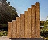 """Schilfrohrmatten Premium für Balkon, """"Beach"""", 90 hoch x 300cm breit, ein Produkt von bambus-discount - Sichtschutzmatten Windschutz"""