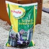 Schola Schnellkomposter zur Beschleunigung des Rottevorgangs von Garten- und Küchenabfällen   5kg-Sack
