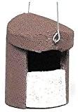 Schwegler 00152/8 Halbhöhle zum Aufhängen, aus Holzbeton