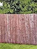 Sichtschutzmatte aus Rinde in zwei Größen (200 cm x 300 cm)