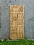 "Sichtschutzzaun Bambus ""Feng Tai"" 150x60cm 2er Set"