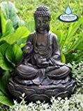 """Solarbetriebener Buddha-Brunnen """"Ariya"""""""