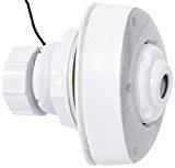 Steinbach Poolbeleuchtung Jet Light - Einlaufdüse mit LED Beleuchtung, Weiß