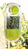Thermometer solarbetrieben, für innen oder iußen