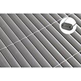 TOP MULTI Sichtschutz  PVC anthrazit 0,9m x 5m