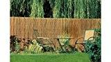 VIDEX Natur-Sichtschutzmatte Rinde  2 Stk., 180 cm