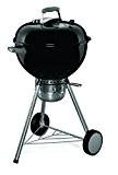 Weber Original Kettle Premium Grill, schwarz, 51,5 x 55 x 89 cm, 13401004