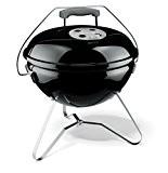 Weber Smokey Joe Premium Holzkohlegrill, schwarz
