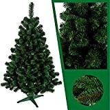 Weihnachtsbaum künstlich Tannenbaum Christbaum 160,180,220cm Tanne Dekobaum neu (Tanne180)