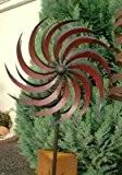 WindRad ArtFerro, Metall, 37,5x13,75x175 cm