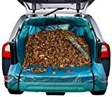 ZACKY® Kofferraumschutz - Auto-Transportsack - Kofferraummatte - Kofferraumwanne - Kofferraumtasche - Eine Größe für alle Fahrzeug-Modelle