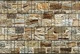 Zaunsichtschutz, Windschutz (31 versch. Motive) für Doppelstabmattenzaun *Roma* beidseitig, 19cm, 26m Rolle